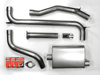 Performance Exhaust System 1979-81 (280ZX) Non Turbo Only