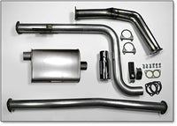 Premium Exhaust System 1970-72 and 74 (240Z / 260Z) for Stock Manifold