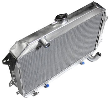High Flow Aluminum Radiator 1970-8/74 (240Z / 260Z)