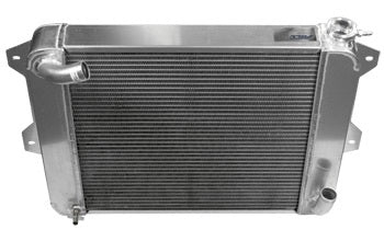 Aluminum Cross Flow Radiator 1970-78 (240Z / 260Z / 280Z) Manual Transmission Only