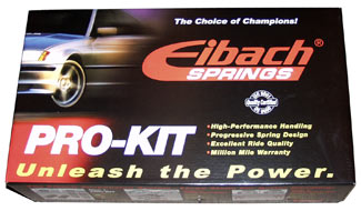 Eibach Spring Kit 1970-8/74 (240Z / 260Z) Coupe Only