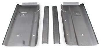 Premium Floor Pan Kit  09/1974-78 (260Z / 280Z) Coupe Only