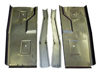 Premium Floor Pan Kit 1979-83 (280ZX) Coupe Only