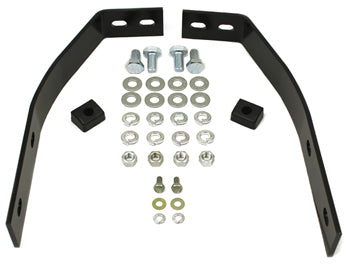 Front Complete Bumper Installation Kit 1970-72 (240Z)