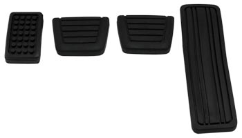 Manual Pedal Pad Kit 1970-78 (240Z / 260Z / 280Z)