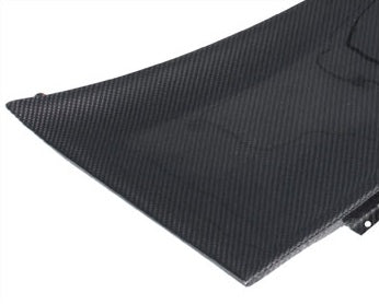 Carbon Fiber Smooth Cowl Panel 1970-78 (240Z / 260Z / 280Z)