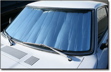 Custom Fit Sun Shade 1970-83 (240Z / 260Z / 280Z / 280ZX)