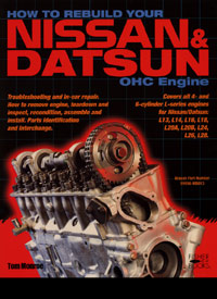 How To Rebuild Your Nissan/Datsun OHC Engine