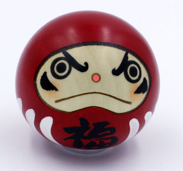 Wooden Daruma Shift Knob (8MM x 1.25)