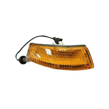 Front Turn Signal Assembly with Amber Lenses 1970-8/74 (240Z / 260Z)