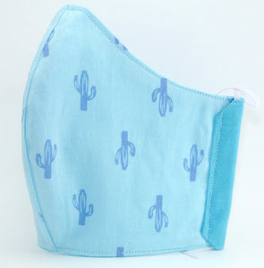 Child and Youth Sky Blue Face Mask