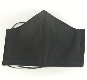 NEW Black Face Mask (Adult)