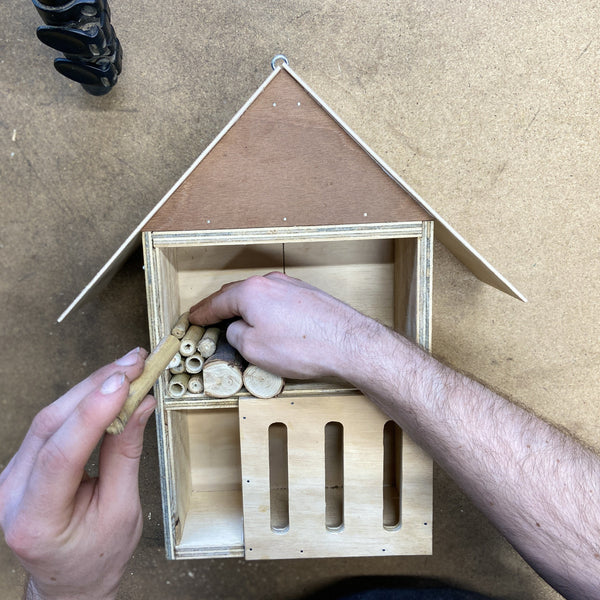 Insect Hotel Project Kit