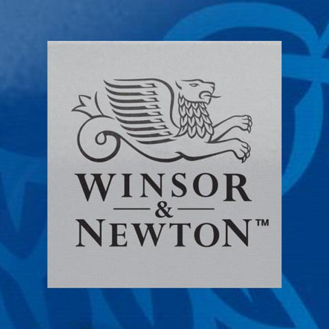 logo of Winsor & Newton, available to buy online from the best South Australian art shop