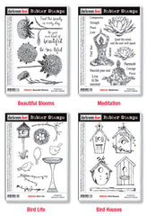 Darkroom Door stamp sets July 2019