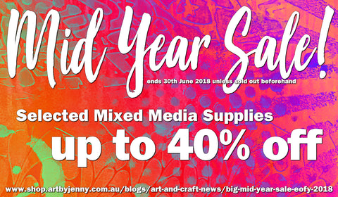EOFY 2018 Mid Year Sale - Big Brands Huge Discounts - Art and Craft Supplies