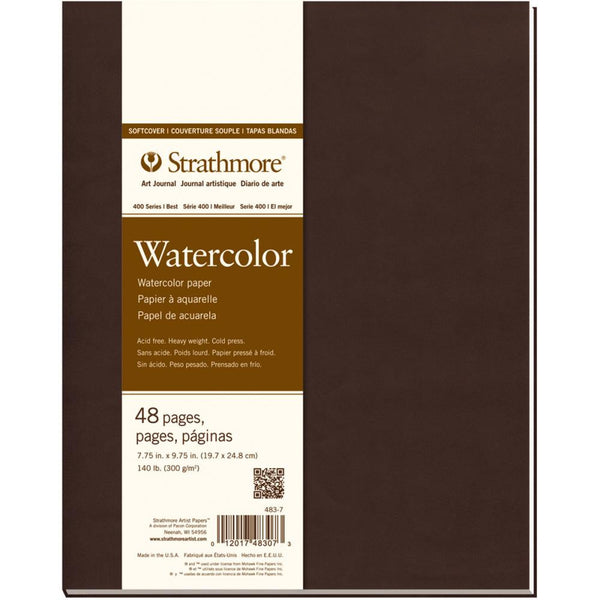 Strathmore Art Journal Softcover - Watercolour Large