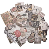 sample of Tim Holtz Idea-Ology Ephermera ... Thrift Shop