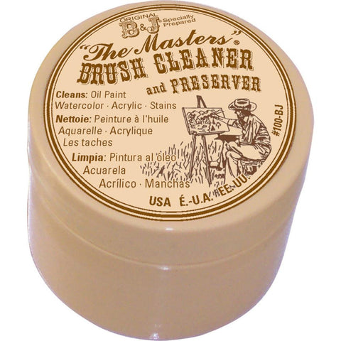 The Masters Brush Cleaner 1oz