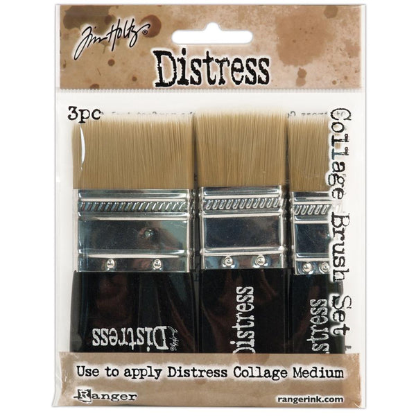 Tim Holtz Art Brushes for painting and collage