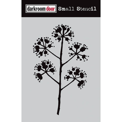 Blossom small stencil by Darkroom Door