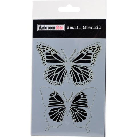Stencil by Darkroom Door - Small - Butterflies