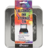 Tim Holtz Alcohol Ink Storage Tin product image