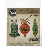 Tim Holtz Thinlits - Die Cutting Set by Sizzix - Whimsy Decor