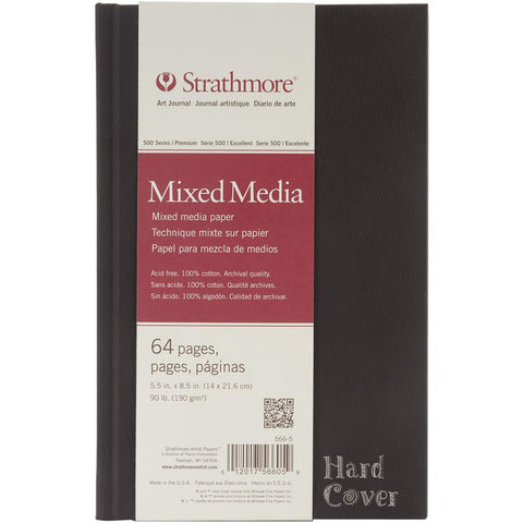 Strathmore Art Journal Mixed Media Hardcover