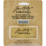 Tim Holtz Idea-Ology - Tiny Attacher Refill - 1550 Mini Staples