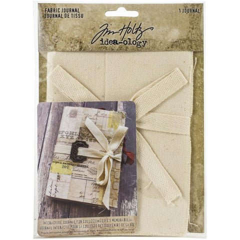 Tim Holtz Idea-Ology - Fabric Journal - NEW!
