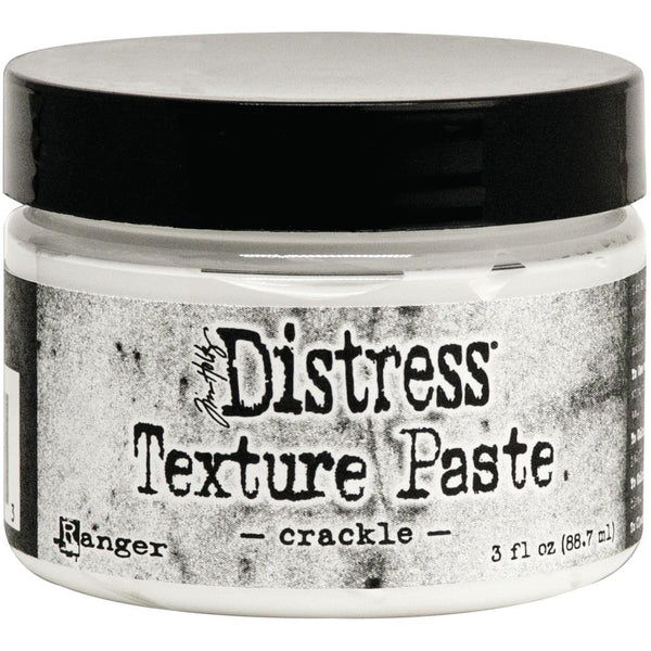 Tim Holtz Distress Texture Paste - Crackle Opaque - 3oz