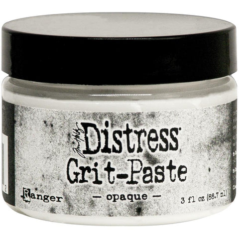 Tim Holtz Distress Mixed Media Medium Grit Paste Opaque