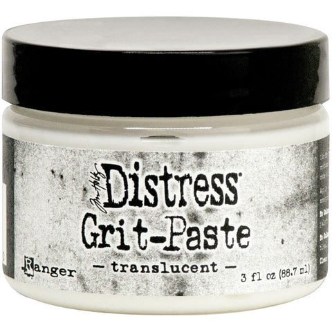 Tim Holtz Distress Grit Paste - Translucent - 3oz