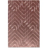 Sizzix Textured Impressions 3D Embossing Folder - Staggered Chevrons - NEW!