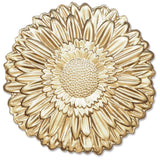 example of Kath Breen's Gerbera - Impresslits 3D Embossing and Die Cutting Folder ... by Sizzix (product no. 664997