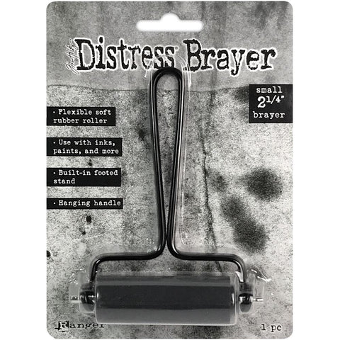 Ranger - Brayer Roller - Tim Holtz Distress Black - Small - Arriving Late March