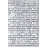 Tim Holtz Texture Fades 3D Embossing Folder by Sizzix - Brickwork