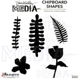 Dina Wakley Media Ranger Chipboard Shapes