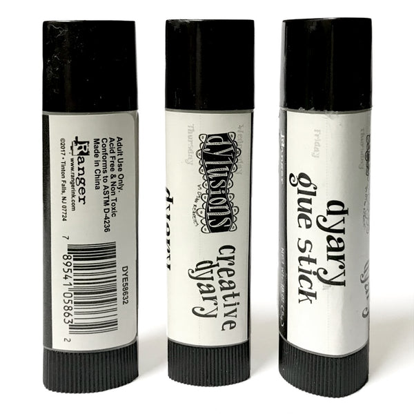 Ranger Ink's Dylusions by Dyan Reaveley Dyary Glue Stick for sale at ARt by Jenny in Australlia