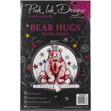 Bear Hugs - Clear Stamps - Pink Ink Designs UK
