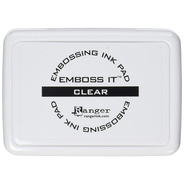 Ranger Emboss-It Clear Embossing Ink Pad at Art by Jenny