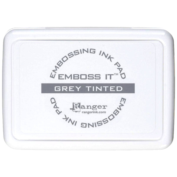 Ranger Emboss-It Grey Tinted Embossing Ink Pad at Art by Jenny