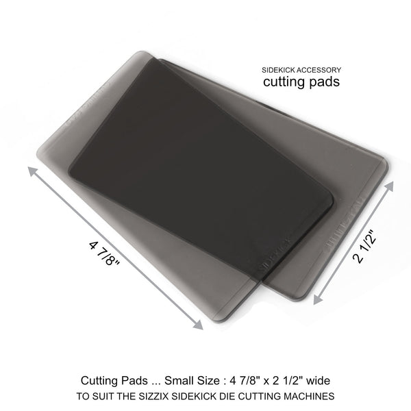 Sizzix Sidekick Accessory - Tim Holtz Cutting Pads - Small - 2 Pieces
