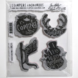 Tim Holtz Stamp Set