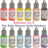 Tim Holtz Distress Oxide Ink Reinker - Any 1 Colour