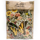 Botanical Idea-Ology Layers by Tim Holtz - current pack and contents - November 2019
