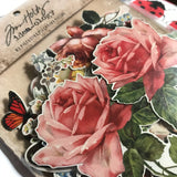 Botanical Idea-Ology Layers by Tim Holtz - current pack and contents - October 2019