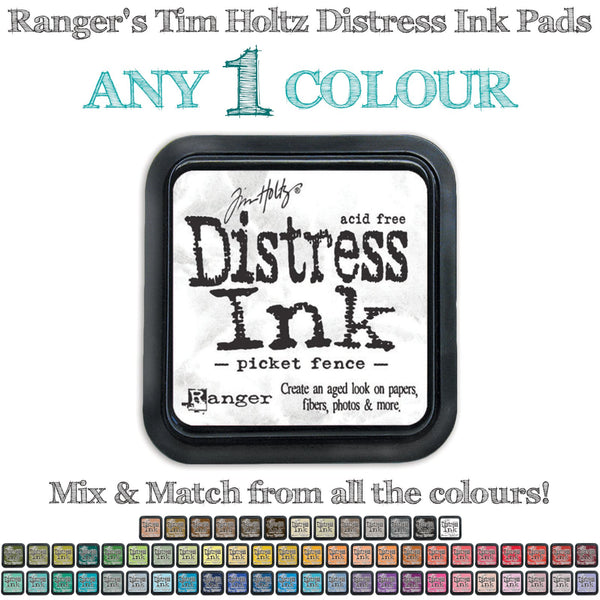 Distress Ink Stamp Pad from Tim Holtz and Ranger, for sale at Art by Jenny in Australia