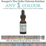Tim Holtz Distress Ink Reinker - Any 1 Colour